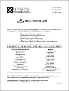 2018 ICAP/4 Windows Training Schedule